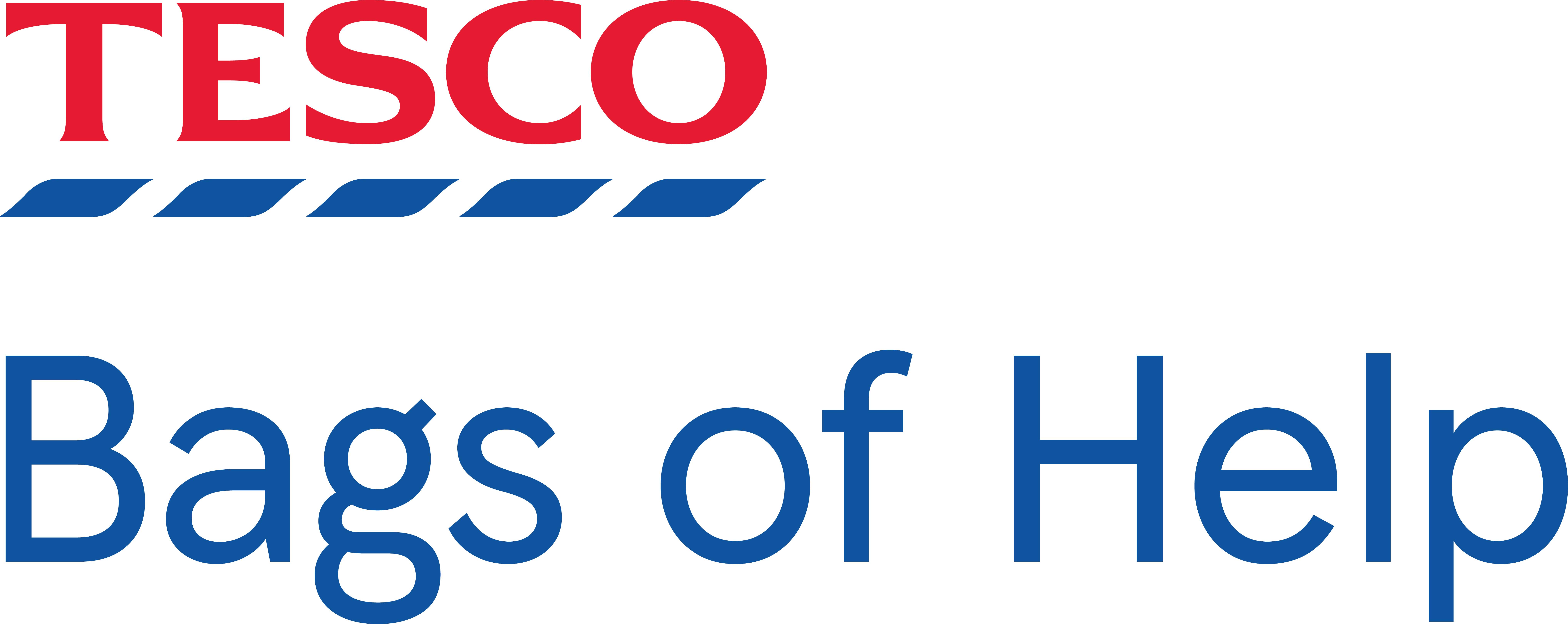 Tesco - Bags of Help