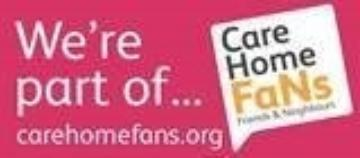 Part of Care Home FaNs Logo