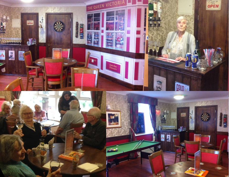 Sherrell Care Centre 'Pub'