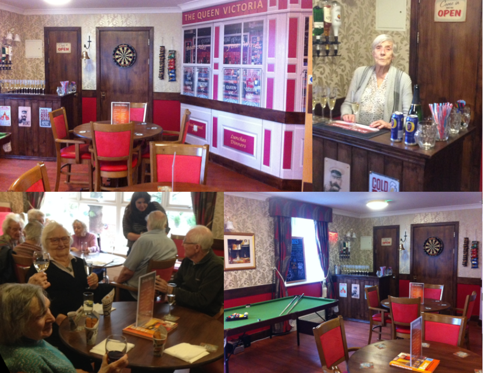 Sherrell Care Centre 'Pub'