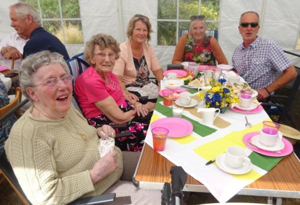Boucherne Garden Party