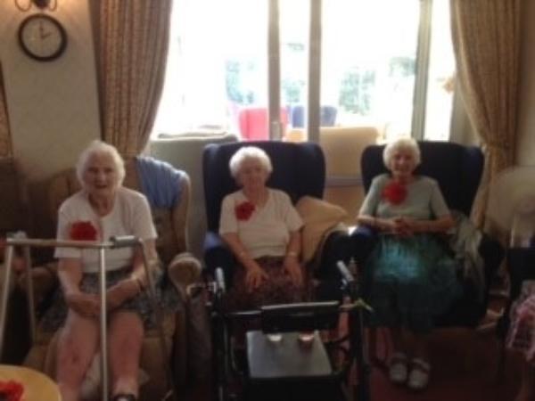 Ladies of St Dominic's choir