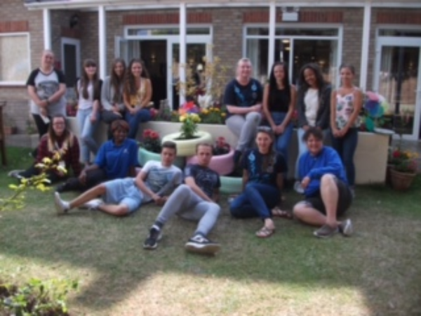 Students at Canarvon Car Home Clacton