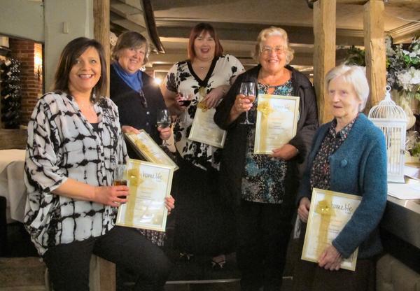 Celebrating our fabulous volunteers