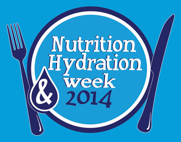 Nutrition and Hydration Week 2014