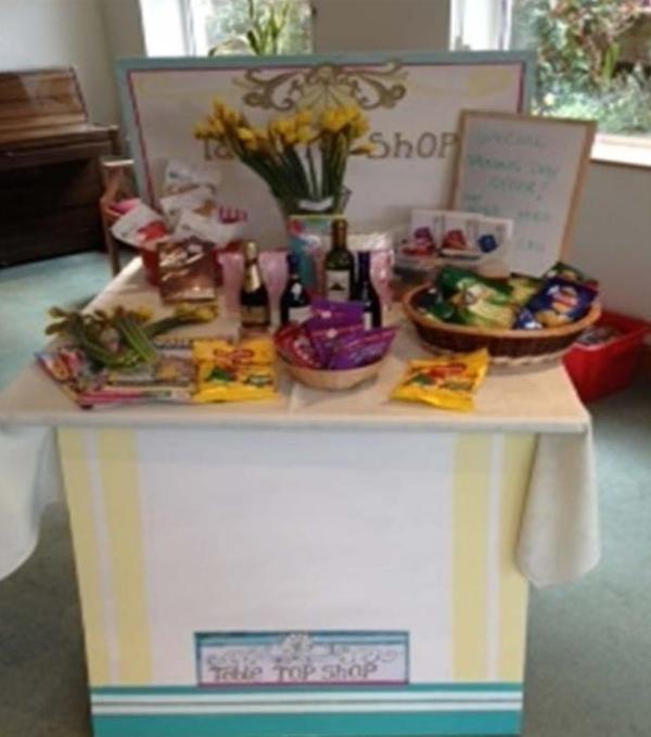 The Table Top Shop Freda Gunton Lodge